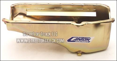 CANTON 88-100 SBC OIL PAN GASKET