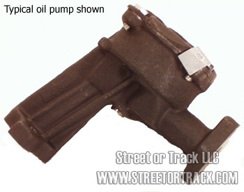 CAN-M-83HV Melling oil pump for Ford 351W
