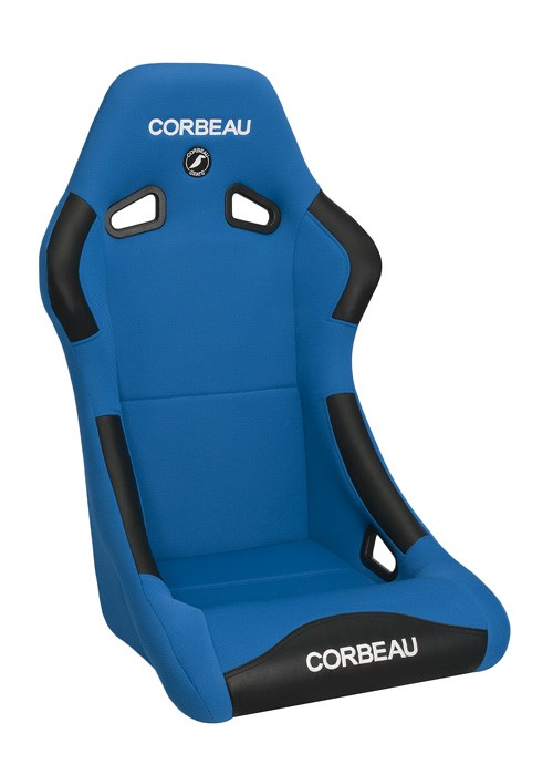 Corbeau Forza in blue cloth