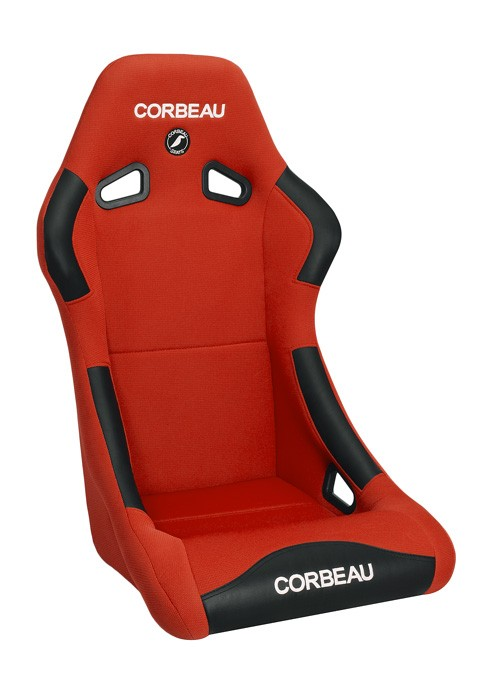 Corbeau Forza in red cloth
