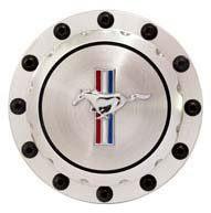 Billet aluminum RUNNING HORSE gas cap