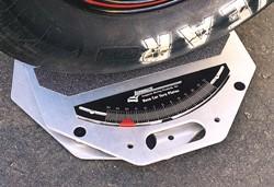 Aluminum Turn Plates