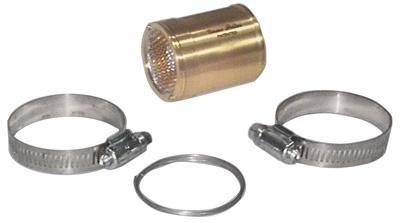 High performance brass Gano filter