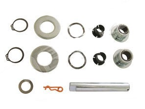 Clutch pedal roller bearing kit