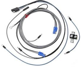 Fog lamp wiring kit