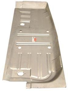 Full floor pan