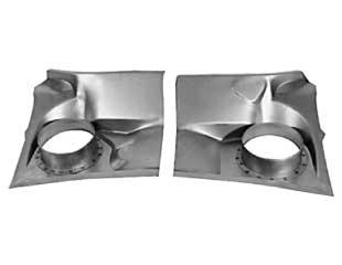 Inner cowl vent repair kit