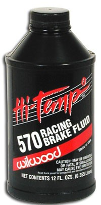 WILWOOD Hi-Temp° 570 RACING BRAKE FLUID