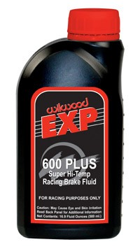 EXP 600 PLUS SUPER HIGH-TEMP RACING BRAKE FLUID