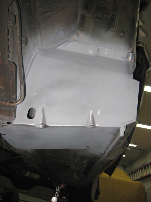 Help Installing Convertible Inner Rockers On A 65 Mustang