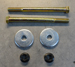 Leaf Spring Eye Bolts for 65-67 Mustang