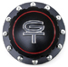 Billet 'GT' Black Gas Cap