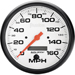 "Auto Meter Phantom 5"" Programmable Speedometer"