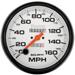 "Auto Meter Phantom 5"" 160mph Speedometer"