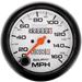 "Auto Meter Phantom 3-3/8"" 160mph Speedometer"