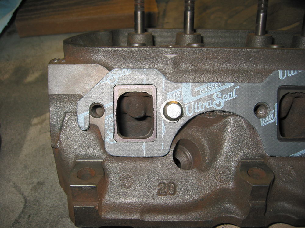 Image Result For Ford Cylinder Head Portinga