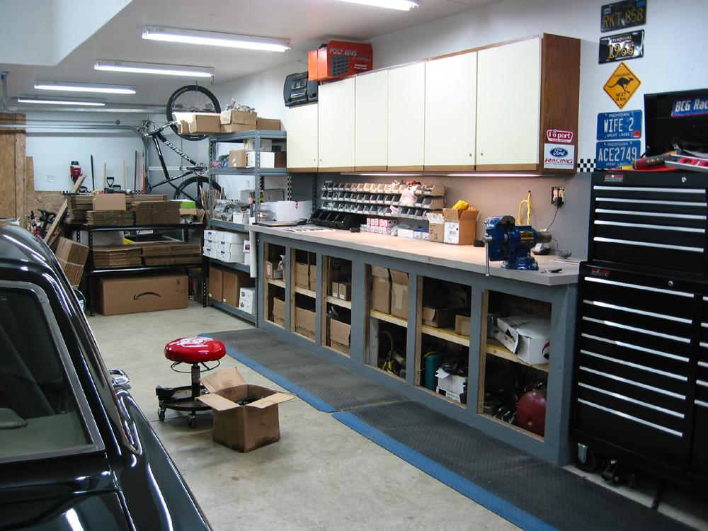 Garage Lighting Recommendations Please Vintage Mustang